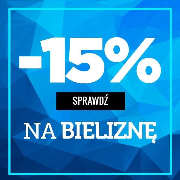 -15% na Bieliznę
