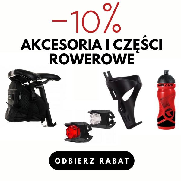-10% Akcesoria i Części Rowerowe