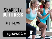 Skarpety fitness