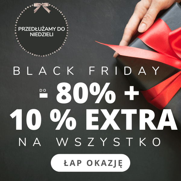 do -80% Black Friday + 10% !