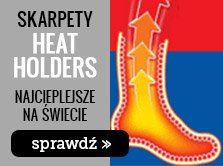Ciepłe Skarpety Heat Holders