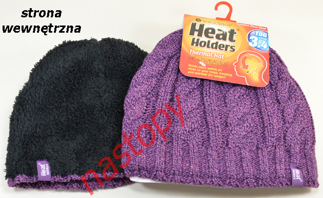heat holder czapka