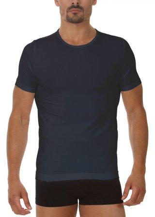 Koszulka Męska Termoaktywna T-SHIRT. Prosto z Włoch - Antracite