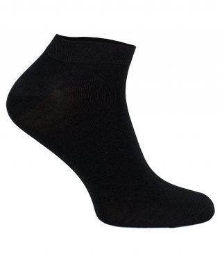 Stopki z włókna BAMBUSA - 7 kolorów - czarny