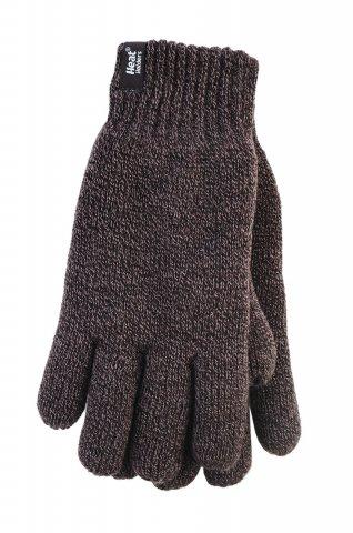 Rękawiczki HEAT HOLDERS Najcieplejsze na świecie MĘSKIE - brązowy