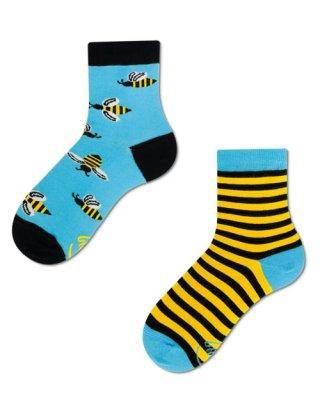 Skarpetki dziecięce kolorowe MANY MORNINGS Bee Bee - Bee Bee