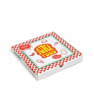 Zestaw prezentowy Junk Food Happy Socks (4pary) PIZZA XFOD09-0100 - XFOD09-0100
