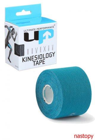 Taśmy do Tapingu - KINESIOLOGY TAPE - 5cmx5m - niebieski