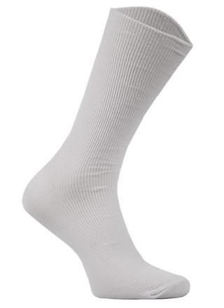 Skarpety Bezuciskowe lekkie bawełniane - biały