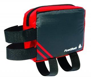 Wodoodporna saszetka na rower. Large Aero FuelBox - Red/Carbon