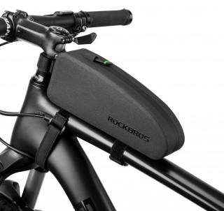 Torba na ramę ROCKBROS AS-019 Sakwa na rower  - czarny