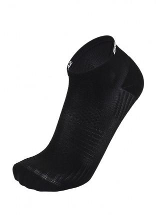 Cienkie skarpetki biegowe BRBL TAHOE - do kostki - 2 PARY !!! - Black