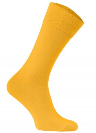 Skarpetki TODO COLORS SHAKE bawełna czesana, wytrzymałe, 10 kolorów - Energetic Orange