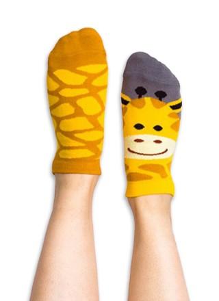 Stopki kolorowe żyrafa Gigi Giraffe low - Gigi Giraffe low