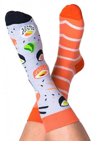 Skarpety kolorowe z serii Xpress Yourself - Sushi Socks - Sushi Socks