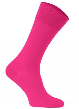 Skarpetki TODO COLORS SHAKE bawełna czesana, wytrzymałe, 10 kolorów - Rose Lychee
