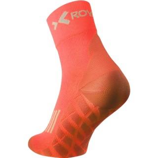 Skarpety sportowe idealne do biegania Nowa Kolekcja ROYAL BAY (ponad kostkę) Energy HIGH-CUT Łososiowe - łososiowy