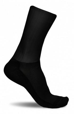 Aerodynamiczne skarpety kolarskie - BLACK SECRET - najwyższa półka - AERO Secret Black