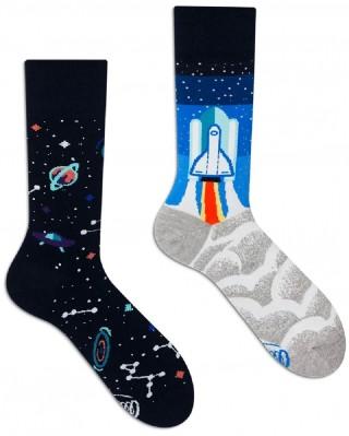 Skarpetki kolorowe MANY MORNINGS Space Trip - Space Trip
