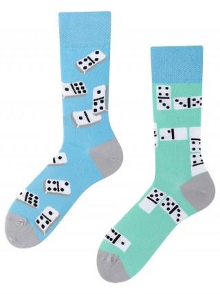 Dominoes Game, Todo Socks, Domino, Gra, Kolorowe Skarpety - Dominoes Game