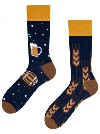 Cold Beer, Todo Socks, Zimne Piwko, Kolorowe Skarpetki  - Cold Beer