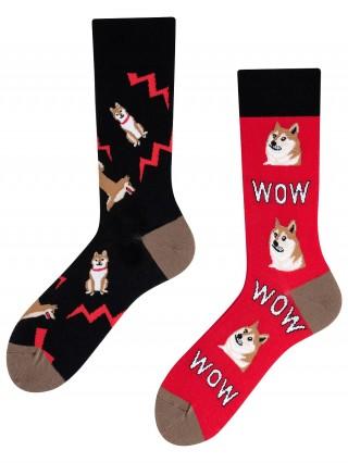Crazy Pieseł, Todo Socks, Zwariowany Pies, Kolorowe Skarpetki  - Pieseł