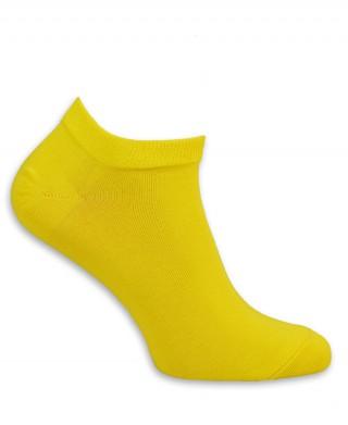 MĘSKIE stopki bambusowe, 6 unikatowych kolorów!!! - żółty